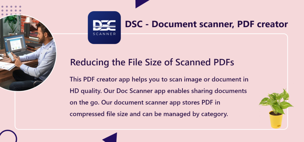 Reducing the File Size of Scanned PDFs