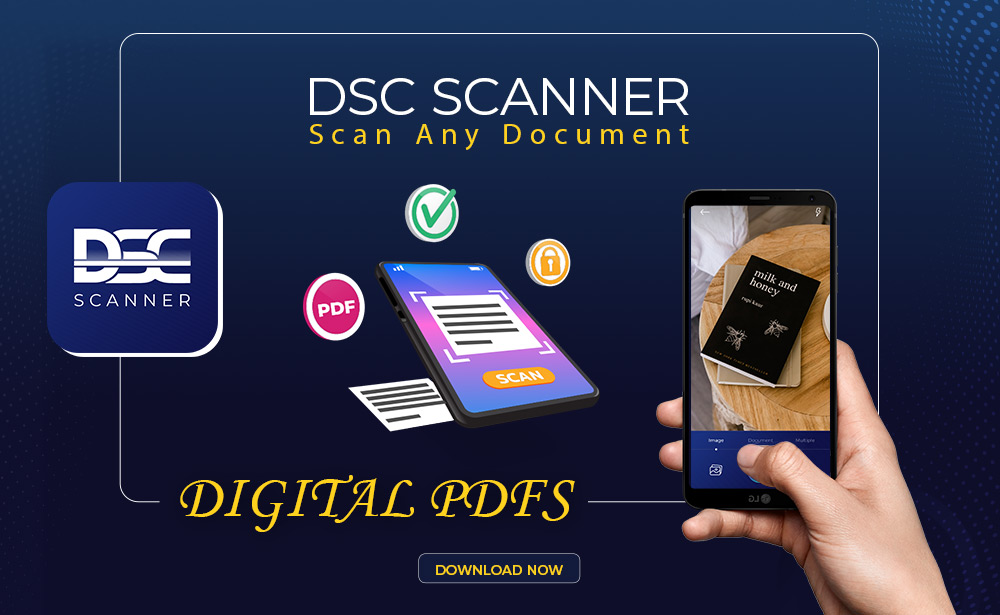 Download Best Document Scanner And PDF Creator Android Application Available On Play Store For Free