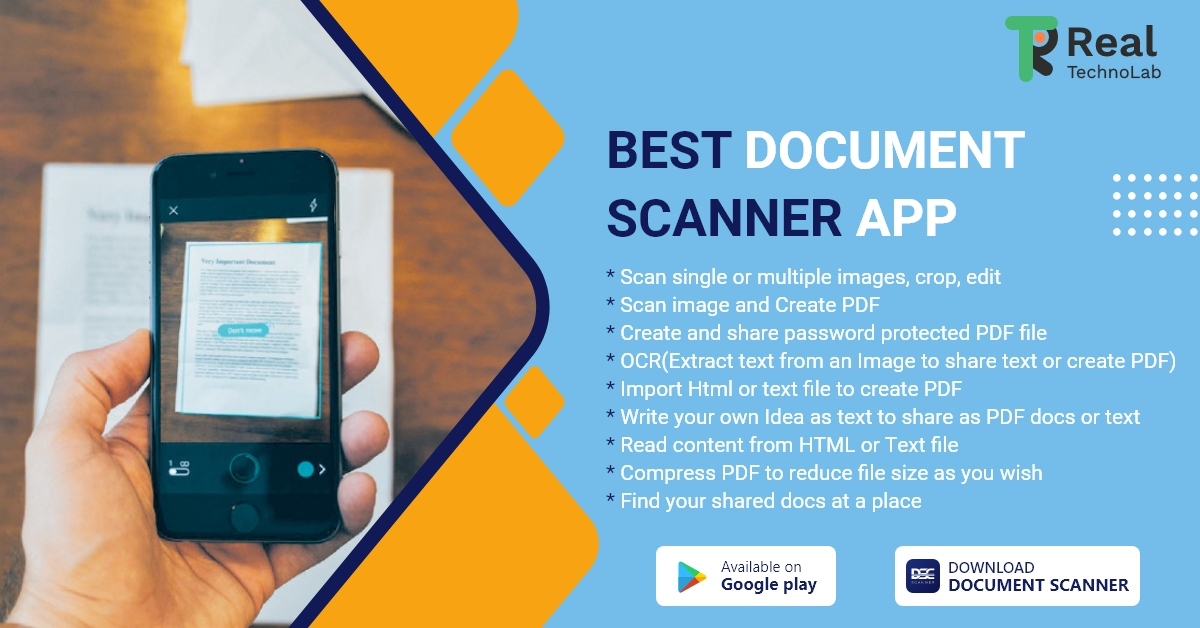 Document Scanner Apps Online